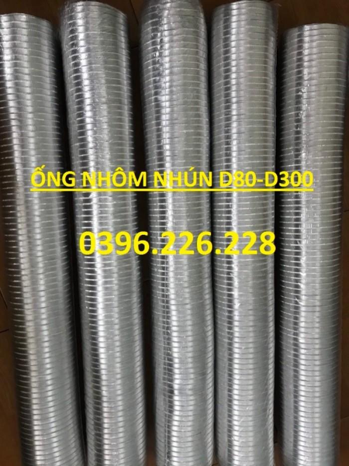 Thương hiệu ống nhôm nhún D250 được nhiều khách hàng biết đến2