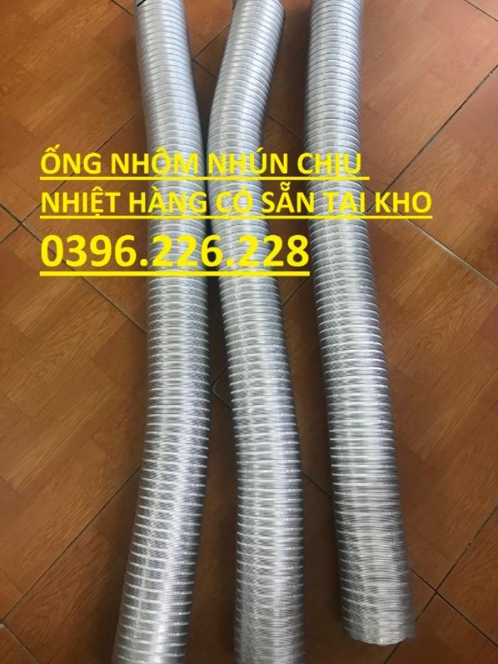 Thương hiệu ống nhôm nhún D250 được nhiều khách hàng biết đến3