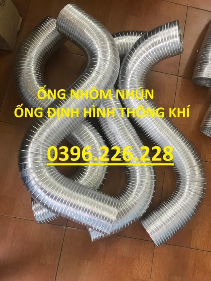 Thương hiệu ống nhôm nhún D250 được nhiều khách hàng biết đến6