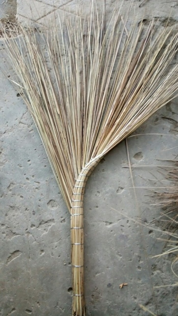 Chổi xương dừa, chổi bông cỏ, chổi chà0