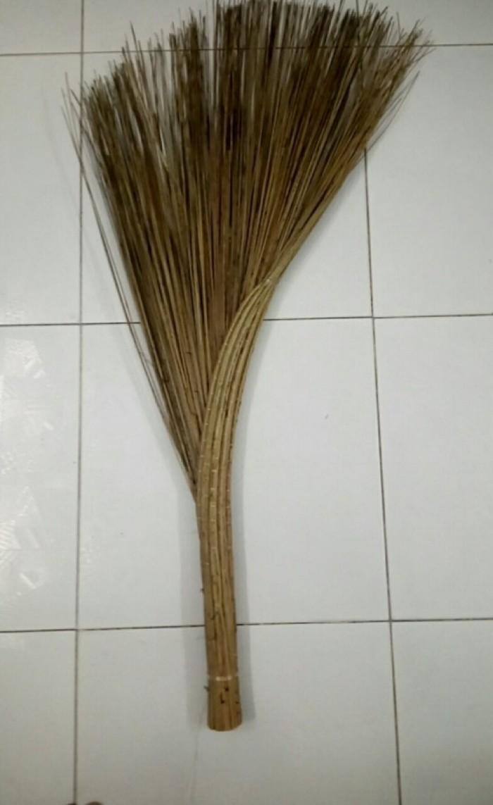 Chổi xương dừa, chổi bông cỏ, chổi chà1
