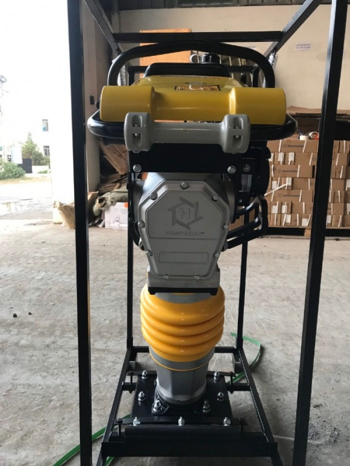 Mua máy đầm đất Huspanda HR 75 -EY20 -Gọi 0962407123 ( có xzalo)7