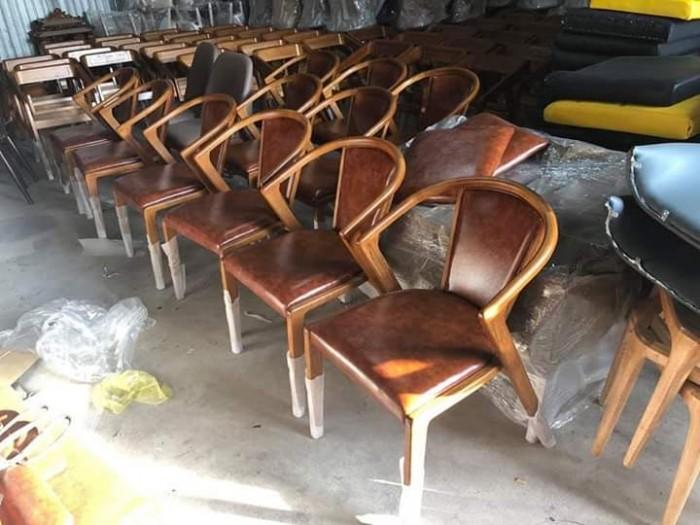 Thanh lý ghế gỗ sừng trâu bao đẹp bền..1