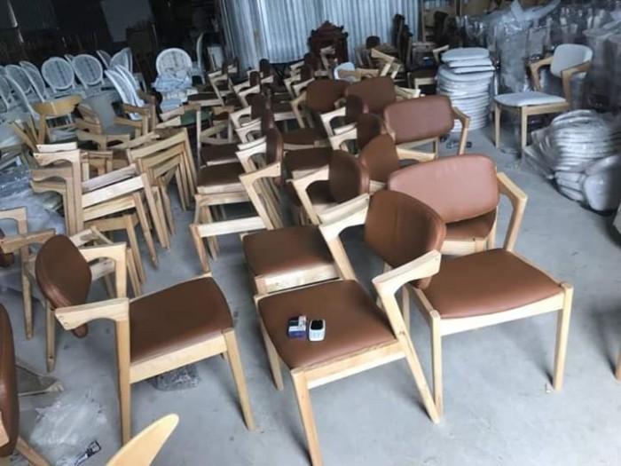 Thanh lý ghế gỗ sừng trâu bao đẹp bền..3
