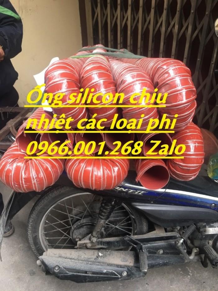 Ống silicone chịu nhiệt,ống thông khí nóng phi 51,phi 63,phi 100,phi 1144