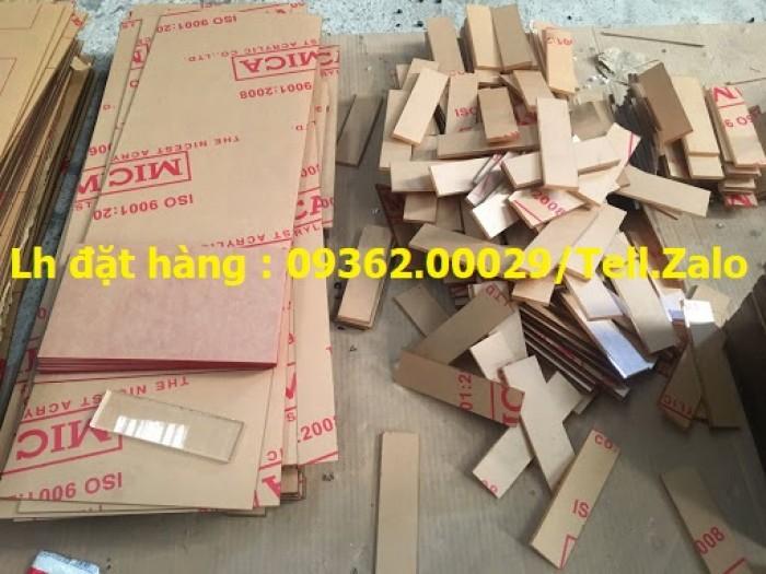 Xưởng chuyên cung cấp biển công ty mica, đồng ,inox tại Hà Nội1