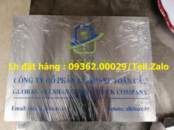 Xưởng chuyên cung cấp biển công ty mica, đồng ,inox tại Hà Nội15
