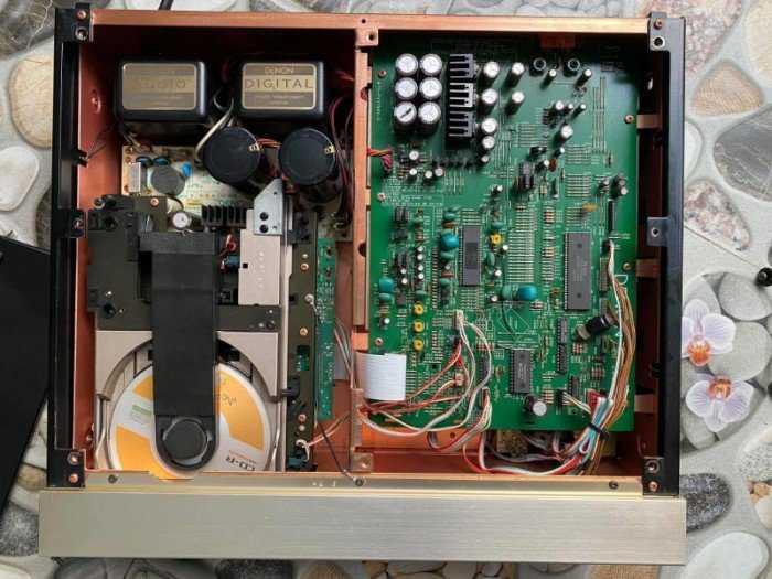 Đầu CD DENON  DCD-3500RG3