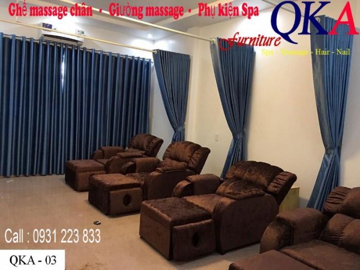 Ghế massage foot5