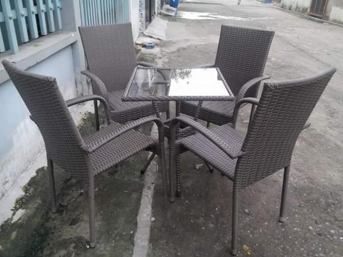 Thanh lý 200 bộ bàn ghế cafe tồn kho