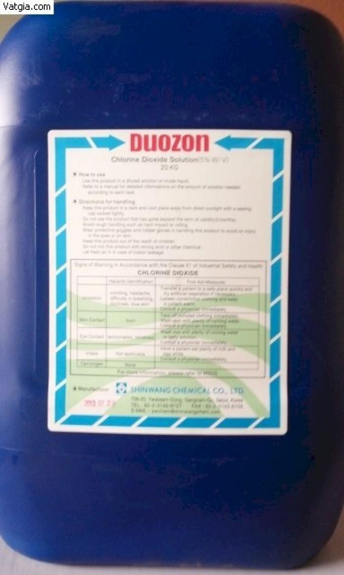 DUOZON - CHLORINE DIOXIDE (5%) (CLO2) - HÓA CHẤT KHỬ TRÙNG & DIỆT KHUẨN AN TOÀN4