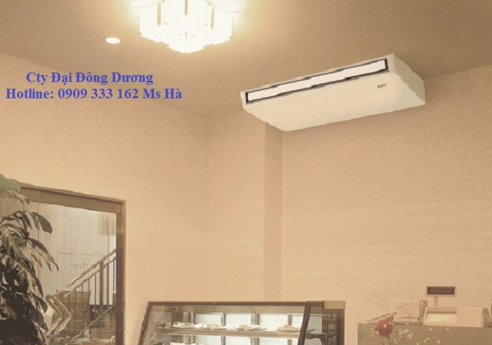 Dễ dàng lắp đặt Máy lạnh áp trần Daikin FHNQ36MV1/RNQ36MV1 gas R410a0