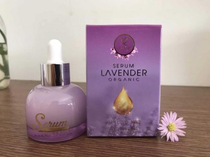 Serum lavender organic0