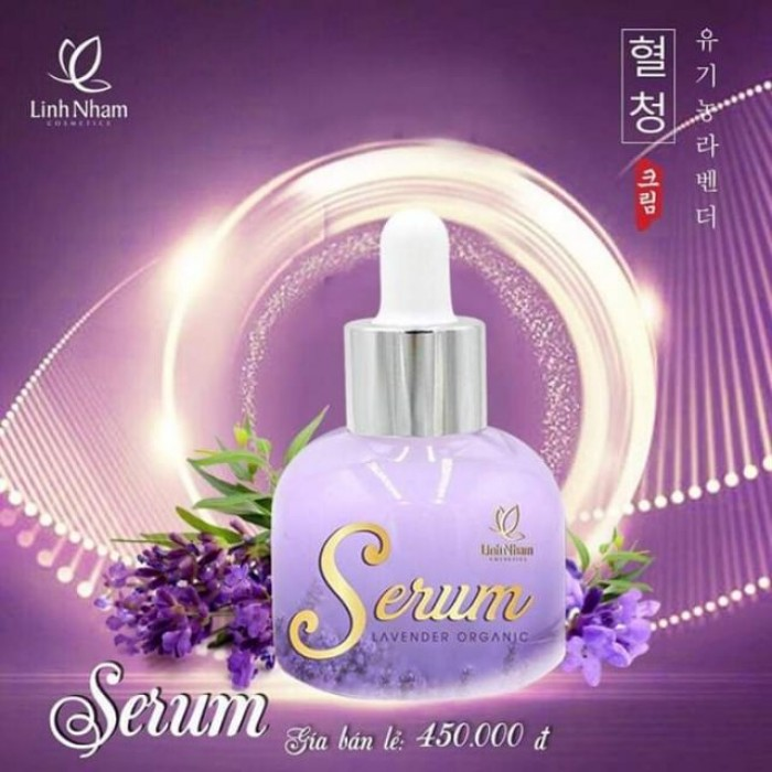 Serum lavender organic2