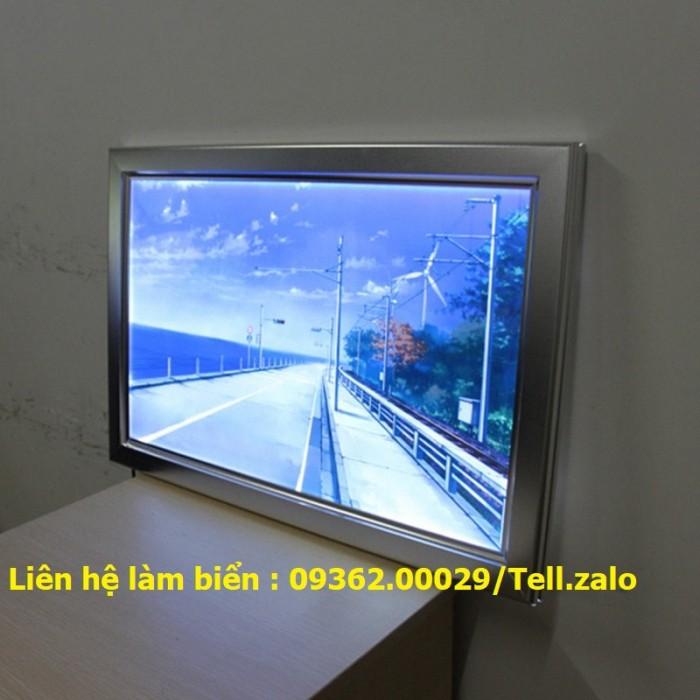 Bán các loại biển hộp đèn nắp hít , tại Hà Nội1