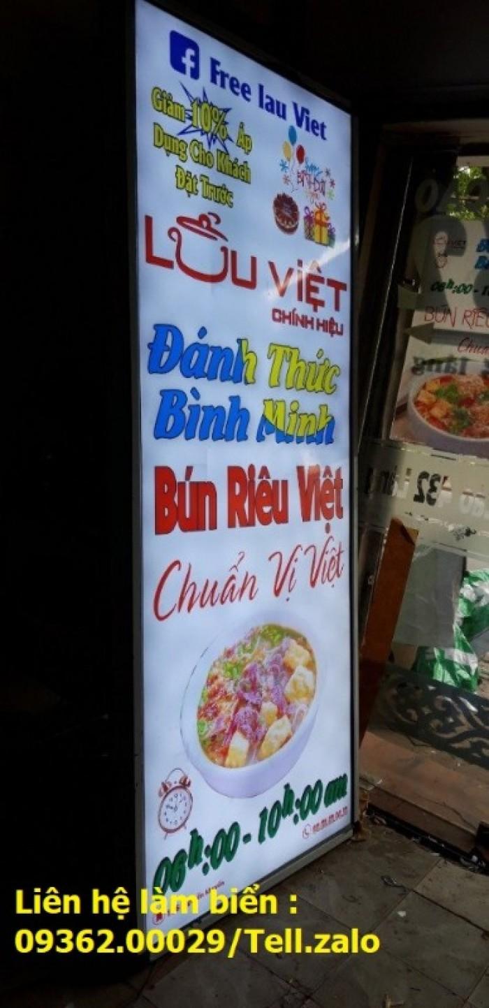 Bán các loại biển hộp đèn nắp hít , tại Hà Nội20