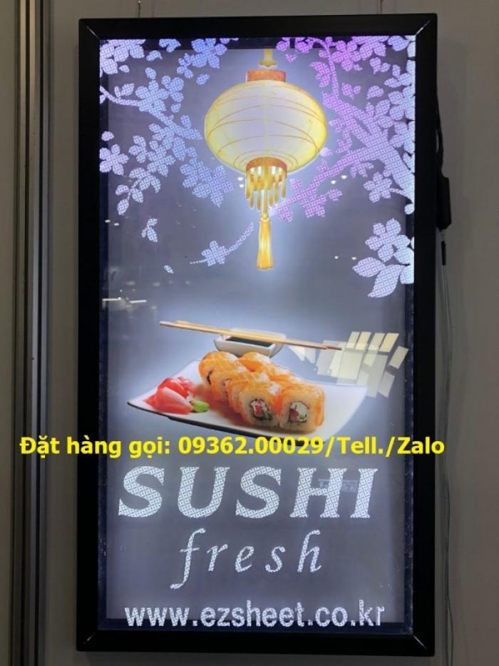 Bán các loại biển hộp đèn nắp hít , tại Hà Nội14