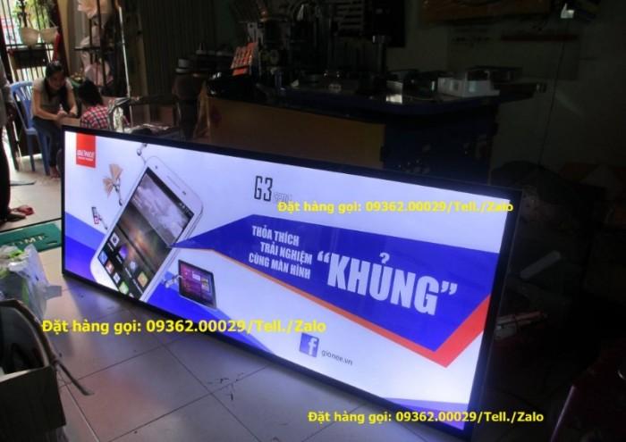 Bán các loại biển hộp đèn nắp hít , tại Hà Nội7