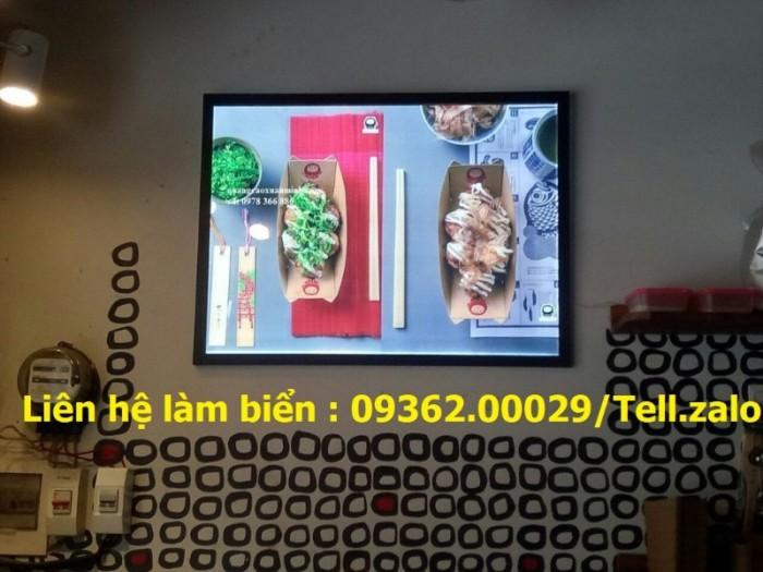 Bán các loại biển hộp đèn nắp hít , tại Hà Nội10