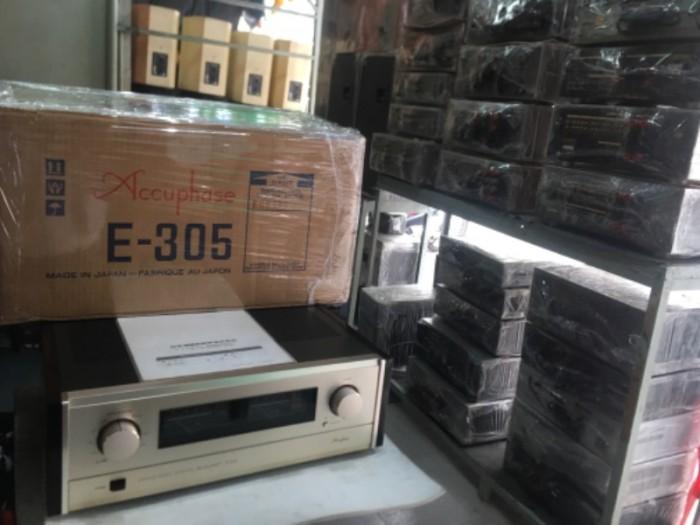 Bán chuyên ampli Accuphase E305 hàng bải tuyển chọn từ nhật1