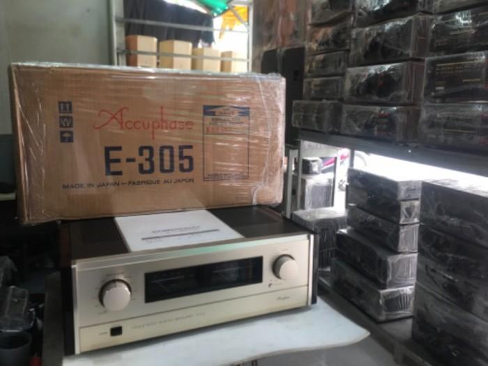 Bán chuyên ampli Accuphase E305 hàng bải tuyển chọn từ nhật7