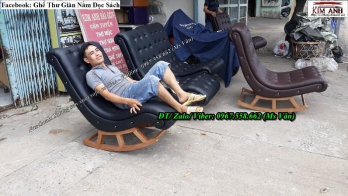 ghế nằm nghỉ ngơi thư giãn gò vấp 7