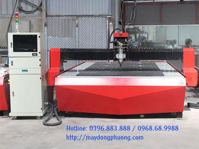 Máy cắt CNC hút chân không | Máy CNC 1325-1 | Máy cắt gỗ CNC1