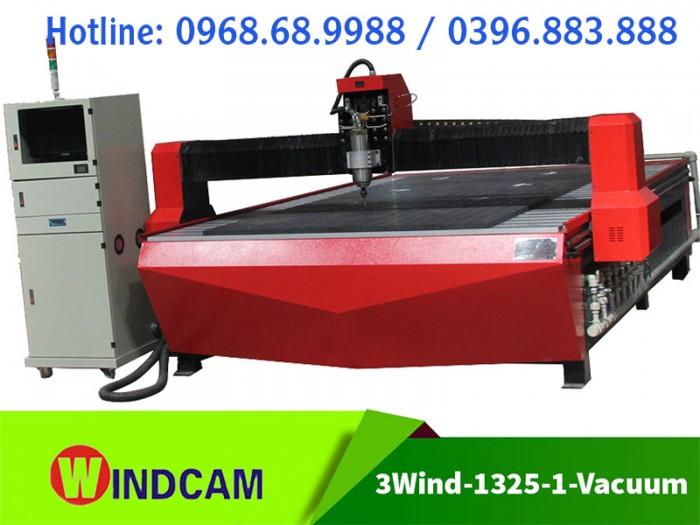 Máy cắt CNC hút chân không | Máy CNC 1325-1 | Máy cắt gỗ CNC4