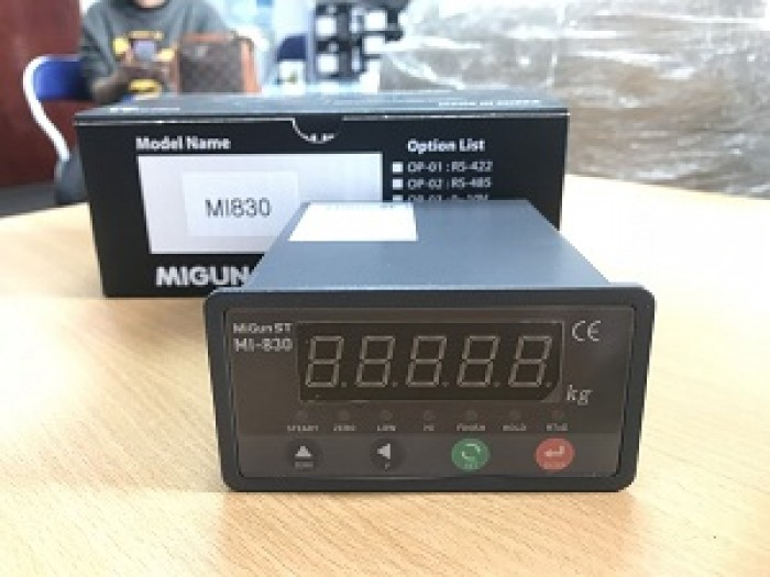Đồng hồ cân MI830, xuất xứ: Migun – Hàn Quốc2