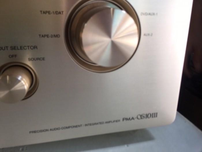 Bán chuyên Ampli denon PMA QS10III ( Japan ) hàng bải0