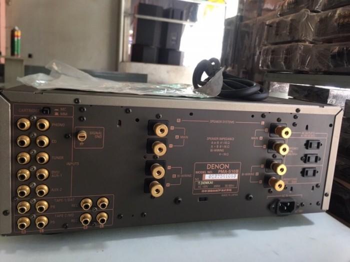 Bán chuyên Ampli denon PMA QS10III ( Japan ) hàng bải5