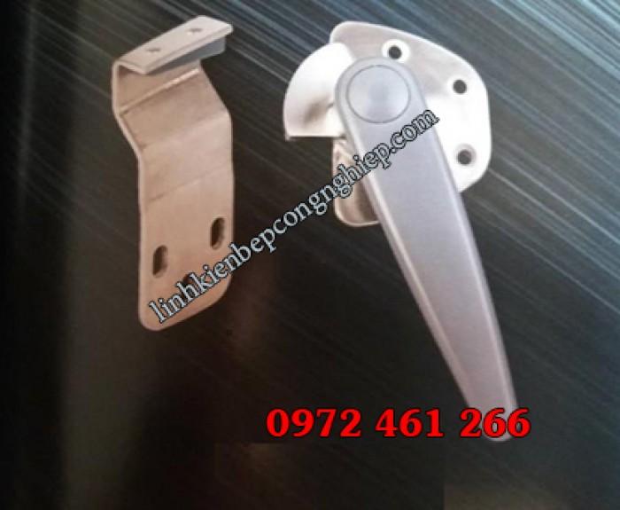 Chuyên cung cấp các loại tay khóa tủ nấu cơm công nghiệp5