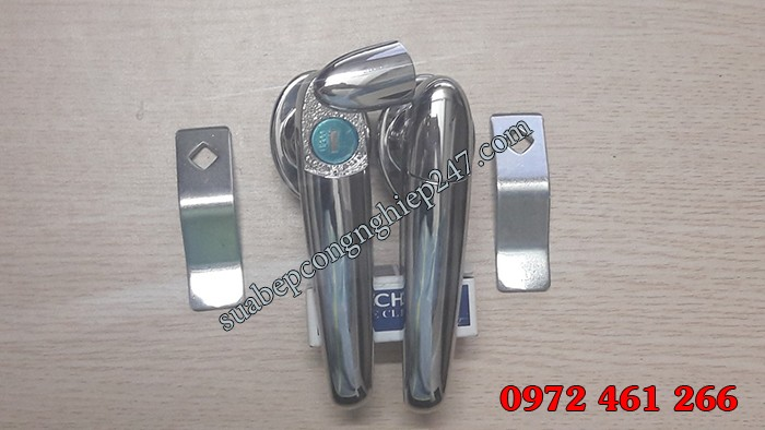 Chuyên cung cấp các loại tay khóa tủ nấu cơm công nghiệp1