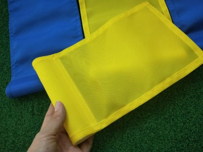 Cờ golf sân tập có trục nhựa3