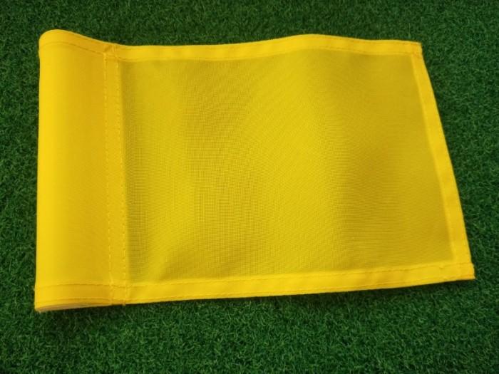 Cờ golf sân tập có trục nhựa6