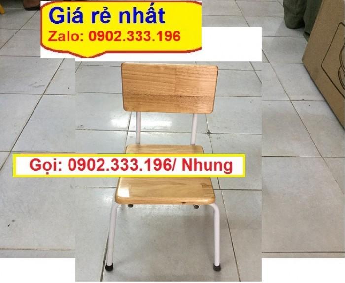 Ghế nhựa mầm non giá rẻ, ghế nhựa đúc cho bé mầm non