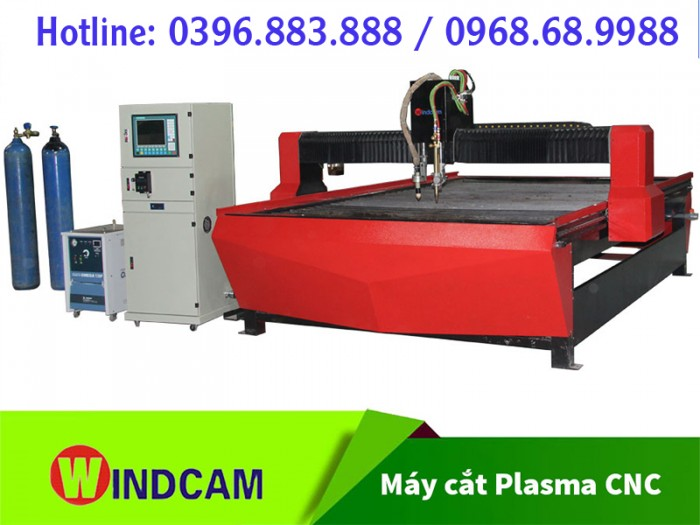 Máy cắt CNC Plasma   Máy cắt sắt   Máy plasma giá rẻ0
