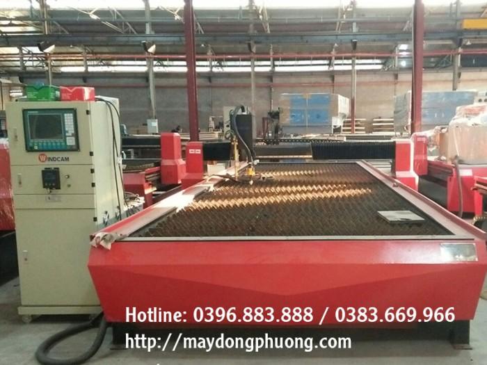 Máy cắt CNC Plasma   Máy cắt sắt   Máy plasma giá rẻ1
