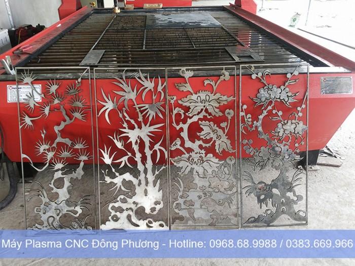 Máy cắt CNC Plasma   Máy cắt sắt   Máy plasma giá rẻ3