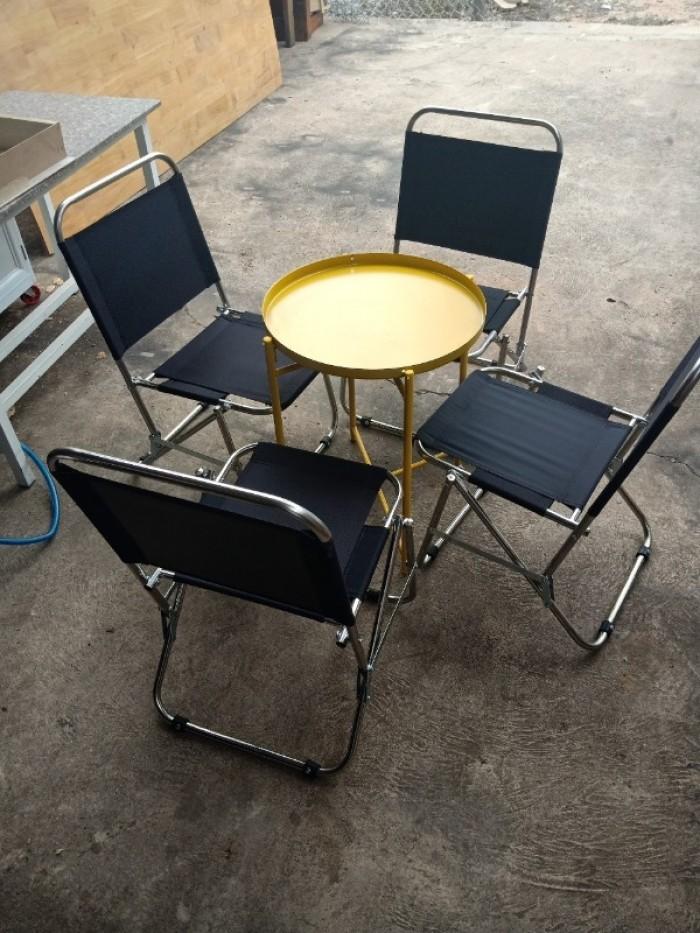 Bàn ghế xếp mini sỉ và lẻ giá rẻ0
