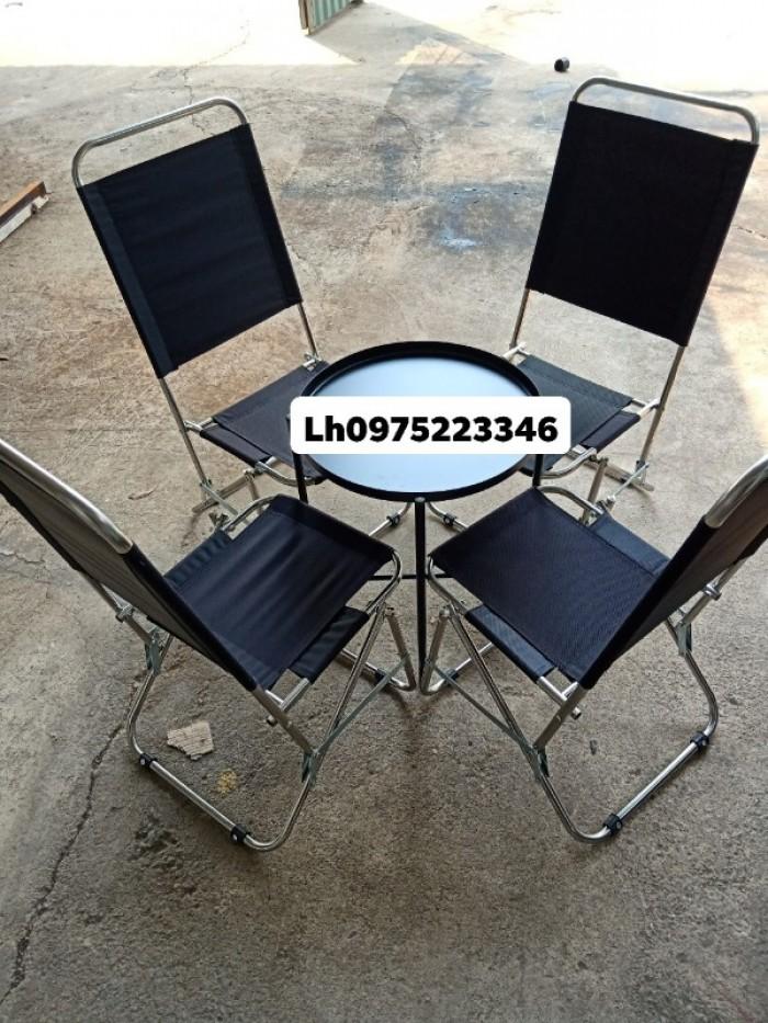 Bàn ghế xếp mini sỉ và lẻ giá rẻ1
