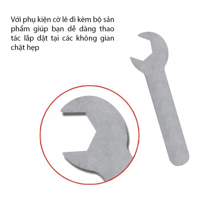 Dụng cụ sửa chữa đế âm vỡ CNBV1
