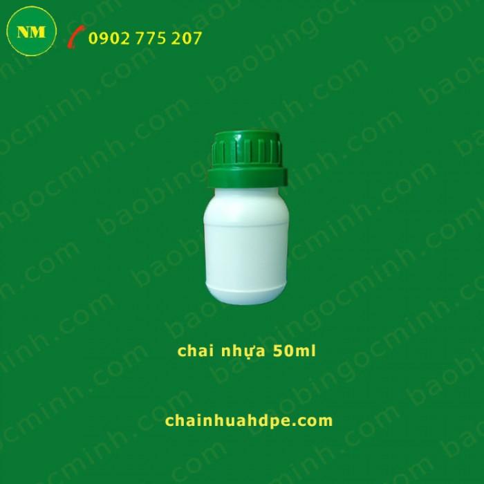chai nhựa hdpe 50ml đựng hóa chất8