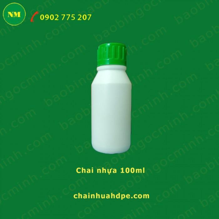 chai nhựa 100ml hdpe1