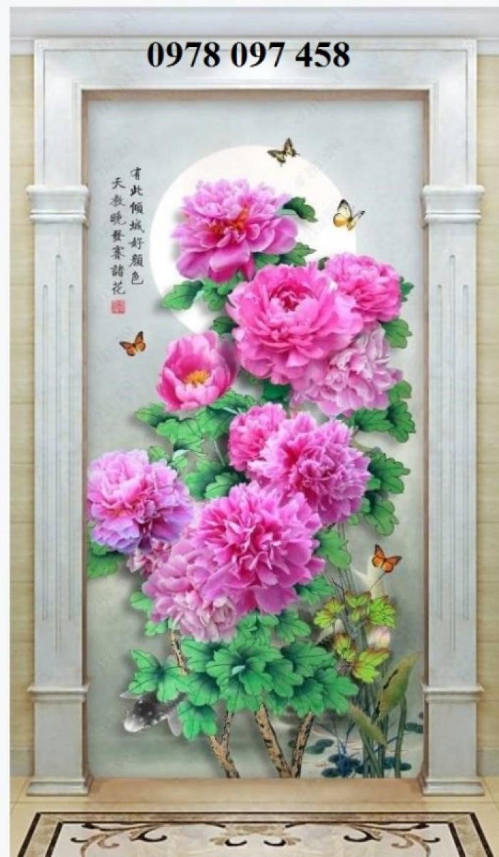 Tranh bình hoa - tranh bình hoa