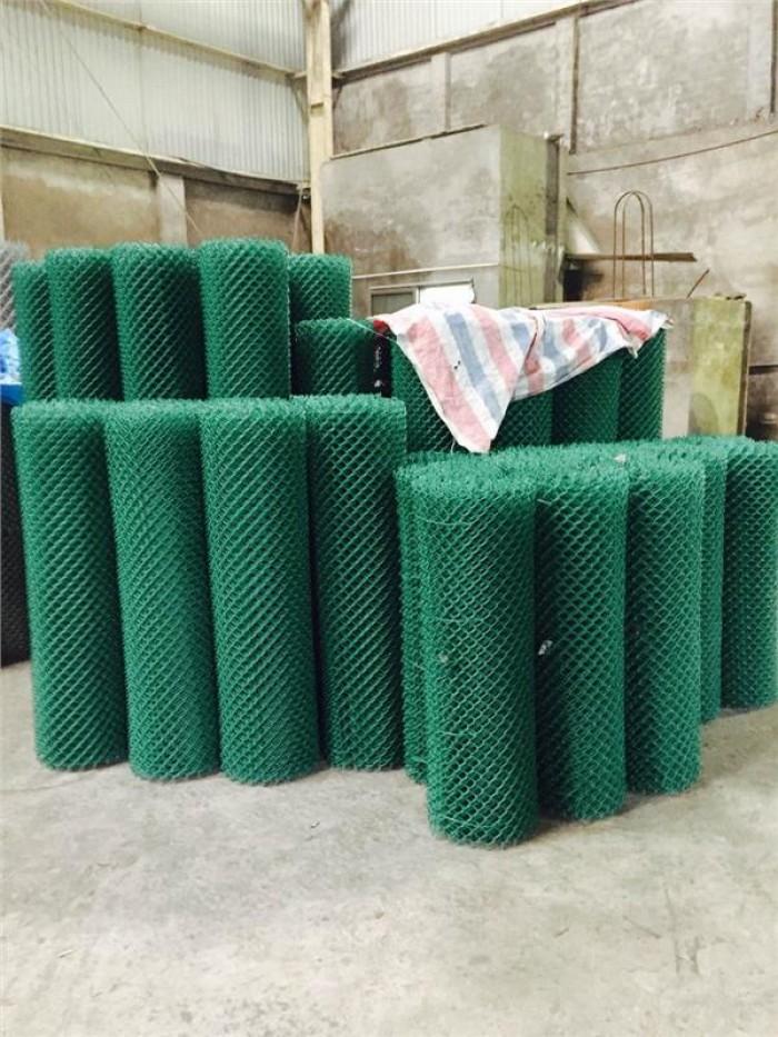 Lưới B40 bọc nhựa Khổ 1m, 1,2m, 1,5m, 1,8m, 2m, 2,2m3
