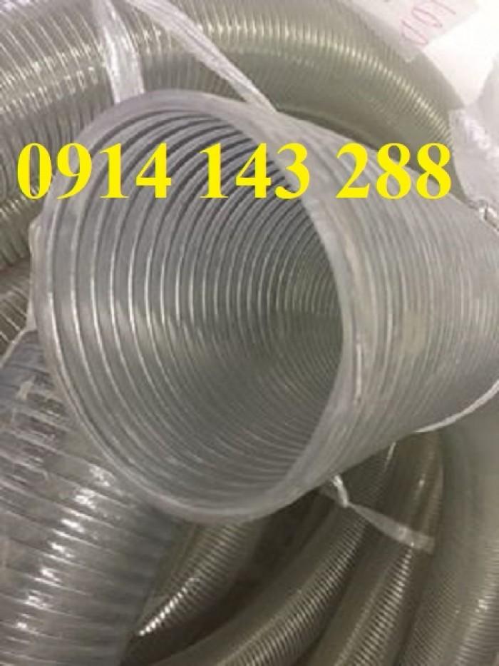 Ống nhựa lõi thép dẫn xăng dầu D150 giá rẻ4