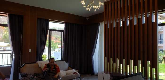 rèm cửa hai lớp   Trang trí Nội thất Thiên An   Email: nguyendanh.decor@yahoo.com   Hotline:09382855398