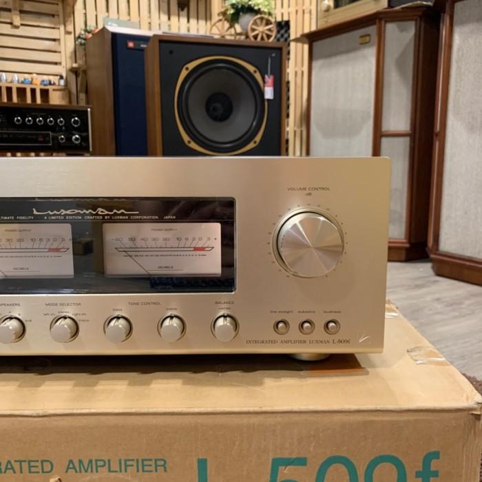 Ampli : LUXMAN L509F1