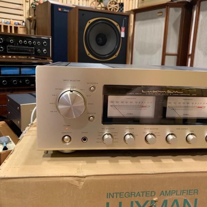 Ampli : LUXMAN L509F0